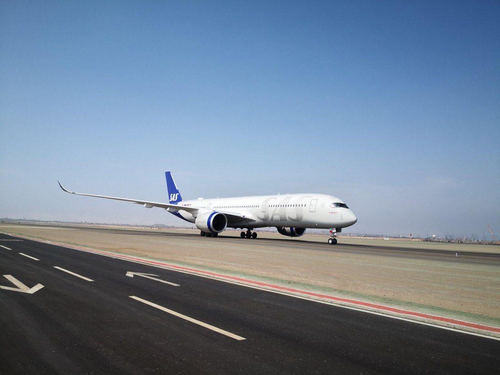 Copenhaga – Lima cu Airbus A350