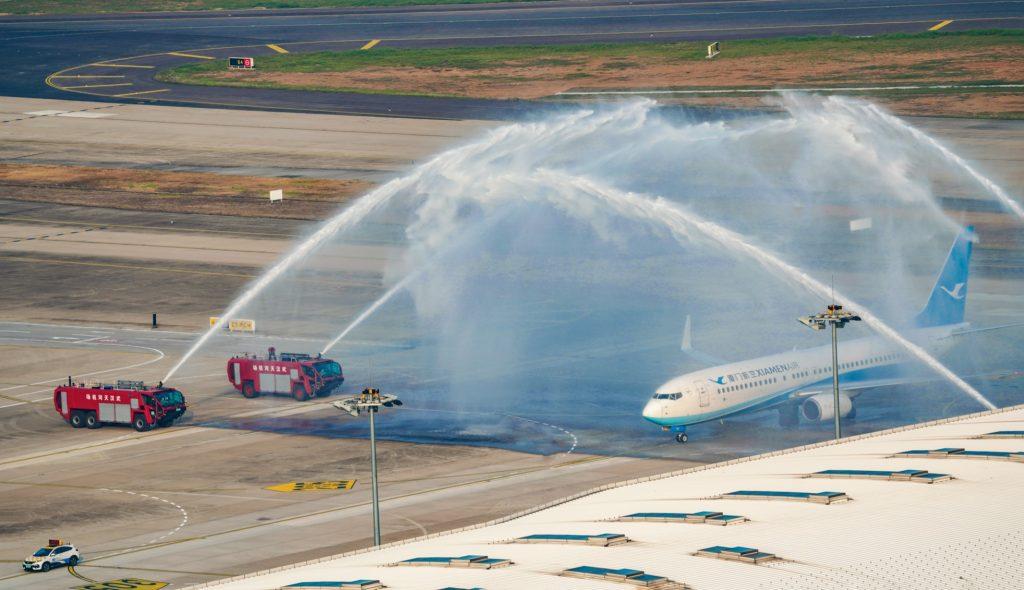 primul-zbor-wuhan-xiamen-airlines