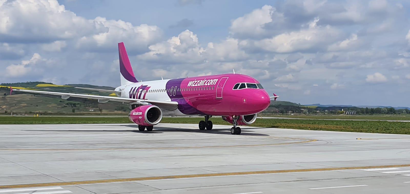 wizz-air-zboruri-budapesta-targu-mures
