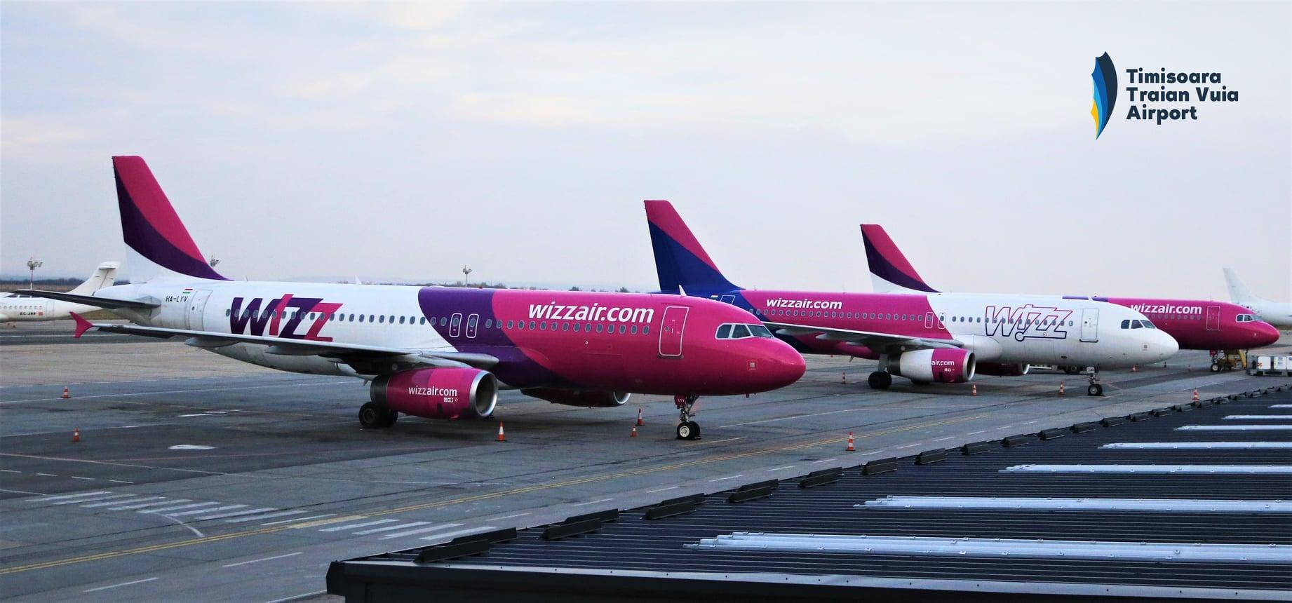 zboruri-wizz-air-timisoara-spania-belgia-anglia-iulie
